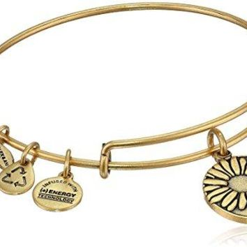 Alex and Ani Womens Daughter Charm Bangle