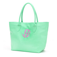 Monogram Mint Purse