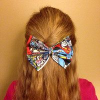 Superman Comic Bow