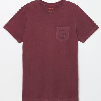RVCA Skull Seal T-Shirt at PacSun.com