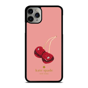 KATE SPADE CHERRY iPhone Case Cover