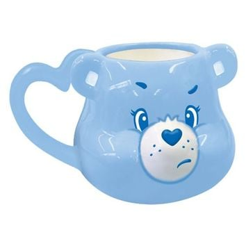Care Bears Grumpy Bear Sculpted Ceramic Mug - Vandor - Care Bears - Mugs at Entertainment Earth
