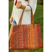 Gypsy Soul Bag-Cranberry