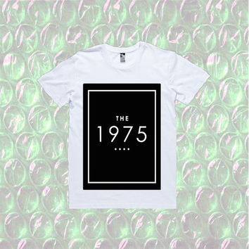 The 1975 T-Shirt | Unisex S-XXL | Tumblr Cute Cool Kawaii Music Band Matt Healy One Direction Arctic Monkeys Clothing *ON SALE*