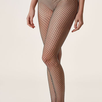 Catch Up Fishnet Stockings