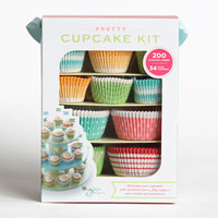 Pretty cupcake kit - $19.99 : ShopRuche.com, Vintage Inspired Clothing, Affordable Clothes, Eco friendly Fashion