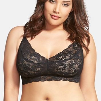 Plus Size Women's Cosabella 'Never Say Never Sweetie' Bralette