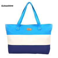 Canvas Beach Tote. Free Shipping