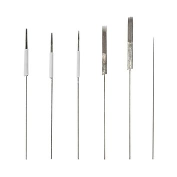 10 Pcs Microblading Needles for Microblading Embroidery Pen Pernement Makeup Eyebrow Tattoo Supplies
