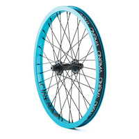 Cinema Tungsten Female Front Wheel Aqua
