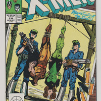Uncanny X-Men; V1, 236.  NM. October 1988.  Marvel Comics
