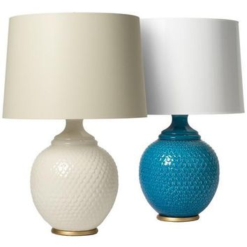 Barbara Cosgrove  Scaled Table Lamp
