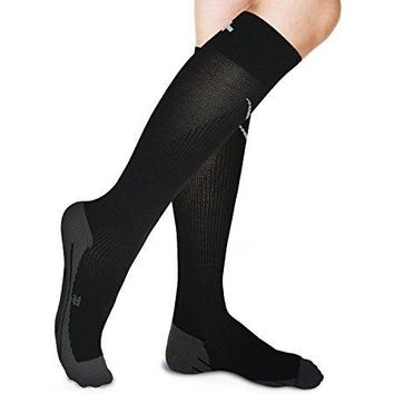 Graduated Compression Socks  Relieving Leg Pain Swelling Boosting Circulation
