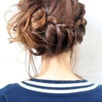 Beautiful Braided Updos