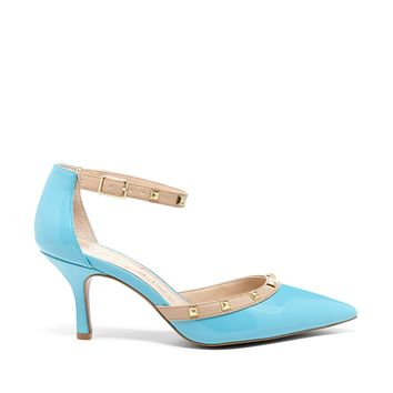Sole Society Anneke Mid Heel Pump