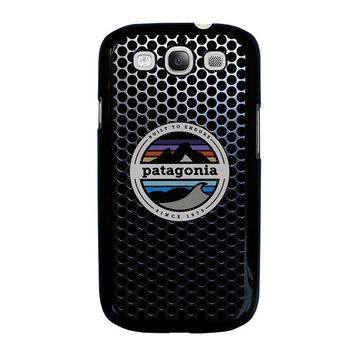 PATAGONIA FISHING BUILT TO ENDURE Samsung Galaxy S3 Case Cover