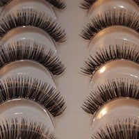 Magic Magic W-02 False Eyelashes