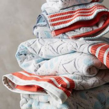 Piastrella Towel Collection by Anthropologie