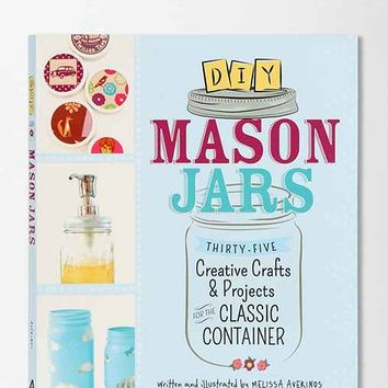 DIY Mason Jars By Melissa Averinos- Assorted One