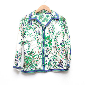 Bless You, Peacock Blouse