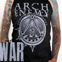 Arch Enemy Tank Top - War Eternal
