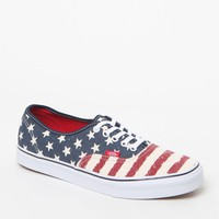 Vans Authentic Americana Shoes - Mens Shoes - Blue