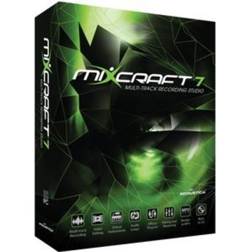 Mixcraft 7.7 Crack Incl. Registration Code Free Download [Build 303]