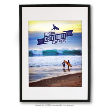 Surf Rodeo poster