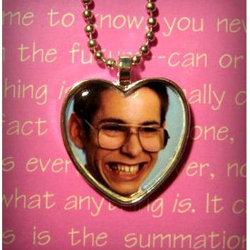 Bill Haverchuck (Freaks and Geeks) Martin Starr Necklace Pendant