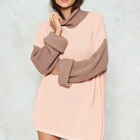 Knit Must Be Love Sweater Dress