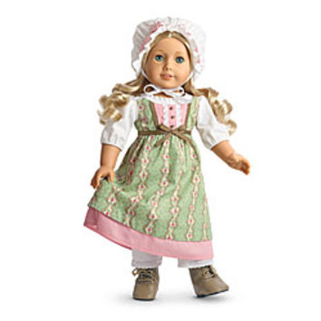 American Girl® Dolls: Caroline's Work Dress
