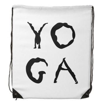 Yoga Backpack