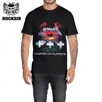 Metallica - master of puppets t-shirt