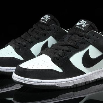 "Nike SB Dunk Low Pro ""Barely Green"" 854866-003 Size 36-45"