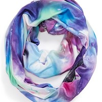 The Accessory Collective 'Galaxy' Infinity Scarf (Girls)