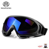 Best Ski Goggles Women Winter Points Skiing Snowboard Goggles for Snowmobile Masks Glasses Man Snow Sports Eyewear