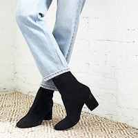 FP Collection Womens Cecile Ankle Boot