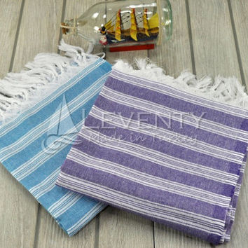 Towel Unpaper Set of 2 Custom Home Decor Pure Linen Sheet Beach Decor Hijab Towel Natural Living Rustic Bath Yoga Mat Towel Luxury Bathroom