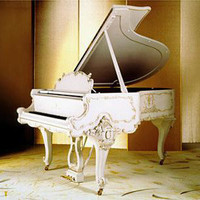 Steinway LouisXV Ornate Hamburg Grand Piano - [not for sale]