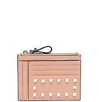 Valentino - Studded Leather Coin Purse - Saks Fifth Avenue Mobile