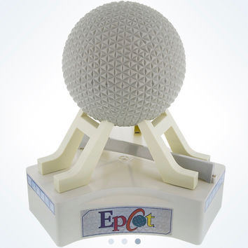 Disney Parks Epcot Spaceship Earth Monorail Accessory New with Box
