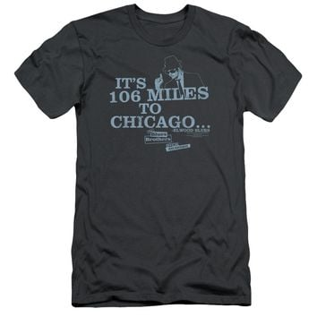 Blues Brothers - Chicago Short Sleeve Adult 30/1
