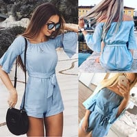 Summer One-piece Romper [10956081359]