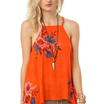 O'Neill - Lawler Top | Orange