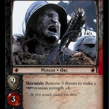 Lord of the Rings TCG - Mordor Veteran - The Return of the King