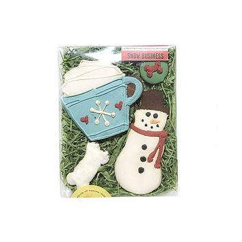 Snow Business Treat Box