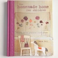 The Homemade Home for Children book at ShopRuche.com