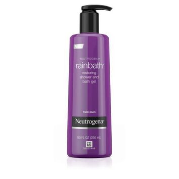 Neutrogena Rainbath Restoring Shower And Bath Gel - Fresh Plum, 8.5 Fl Oz - Walmart.com