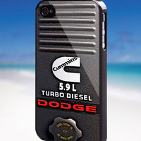 Dodge Cummins Turbo Diesel Engine - For iPhone, Samsung Galaxy, and iPod. Please choose the option