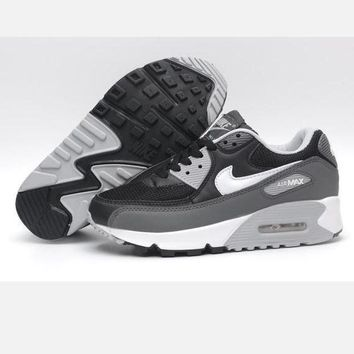 NIKE AIR MAX 90 fashion ladies men running sports shoes sneakers 4888695da9bf